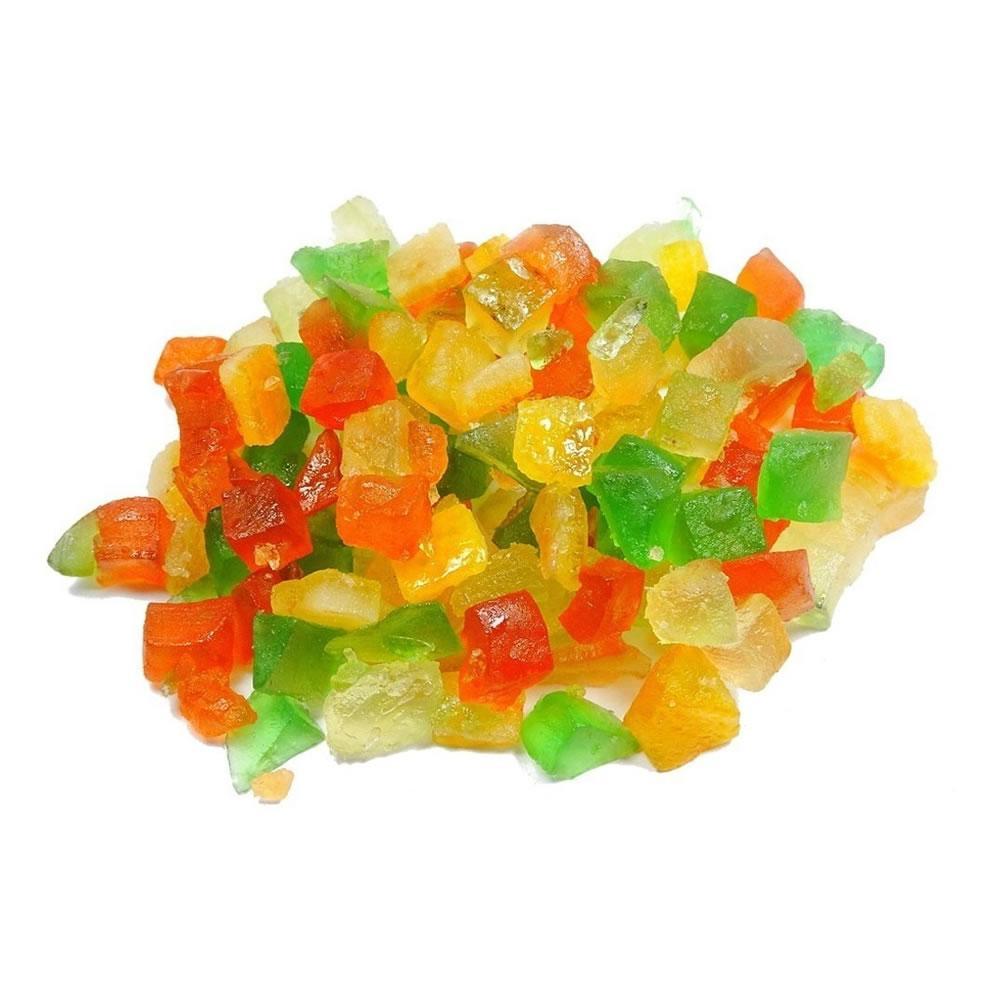 [Frutas Cristalizadas]
